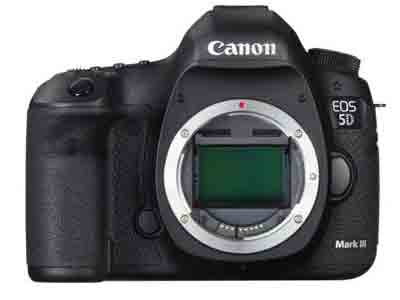 Canon EOS 5D Mark III ( Mark 3 ) Body oder Kit leasen und Ratenkauf !