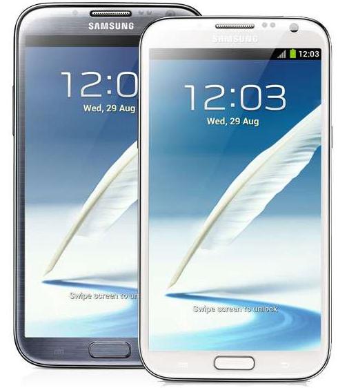 Samsung Galaxy Note 2 N7100 leasen oder Ratenkauf !!