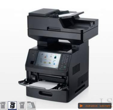 Dell B5465dnf s/w leasen, Multifunction Laser Printer als Leasing!