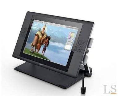 Wacom Cintiq 24HD touch leasen, aktuelles Modell als IT Leasing!